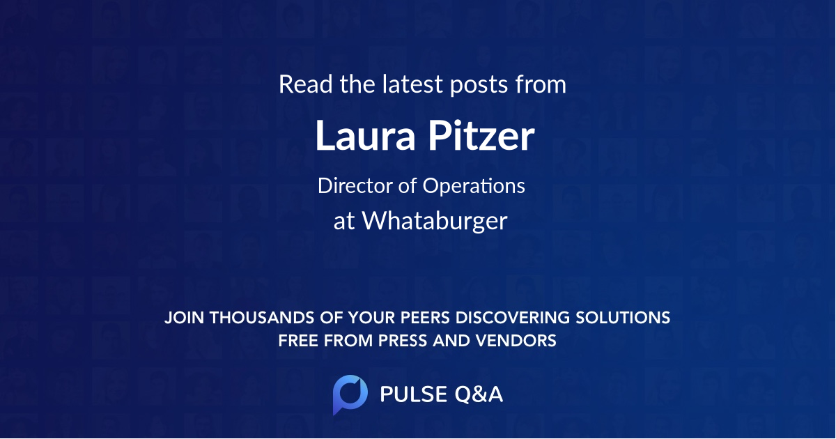 Laura Pitzer