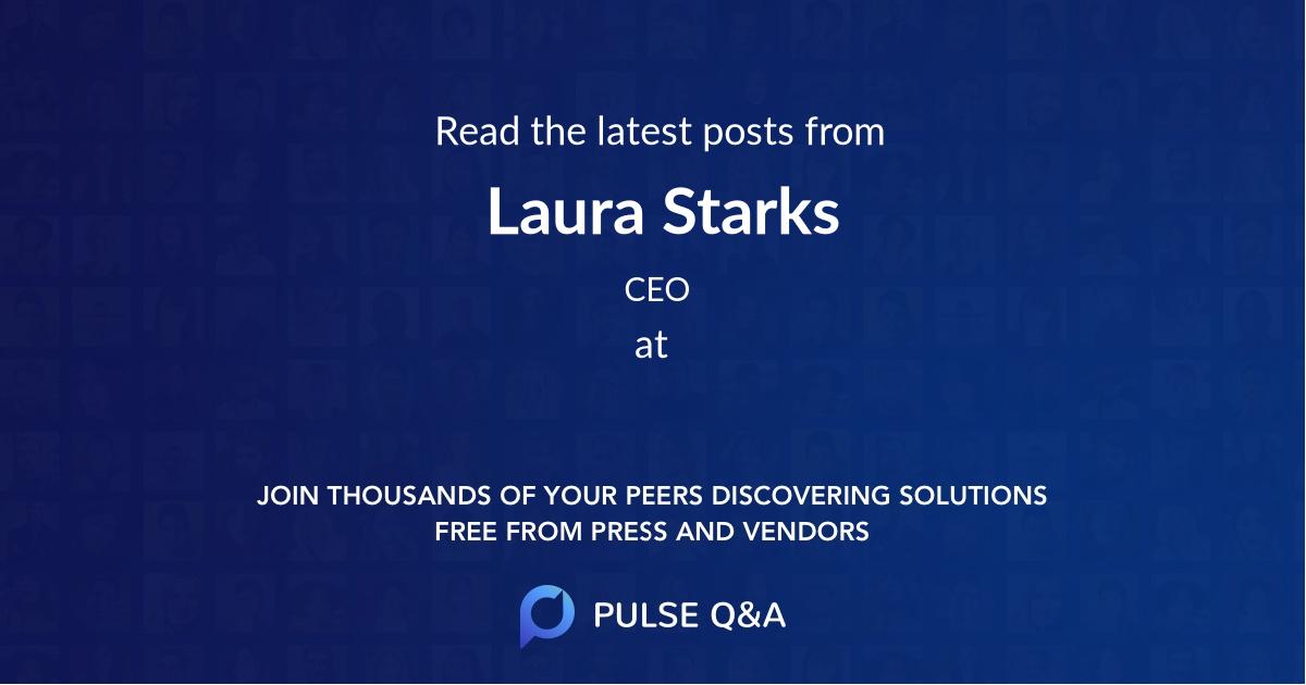 Laura Starks