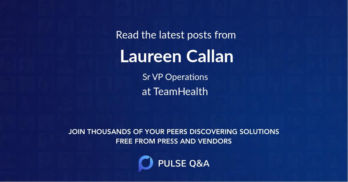 Laureen Callan