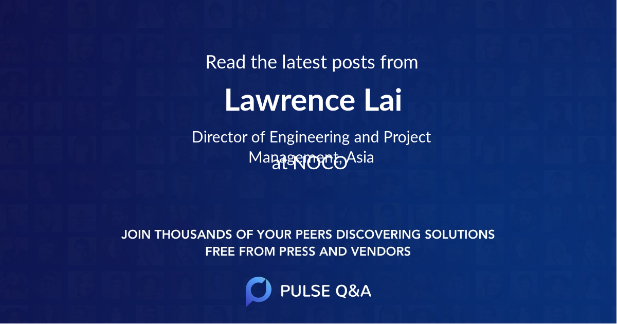 Lawrence Lai