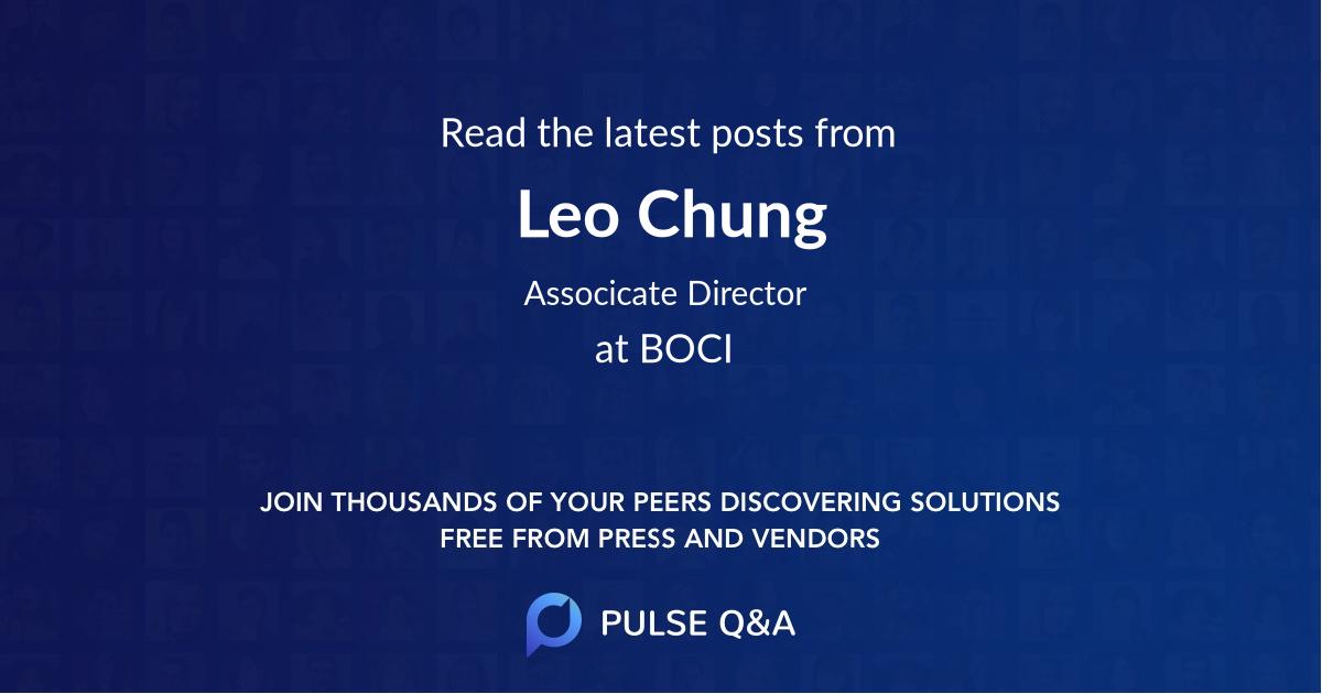 Leo Chung