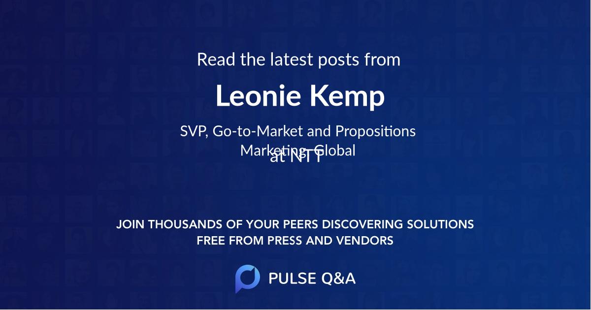 Leonie Kemp