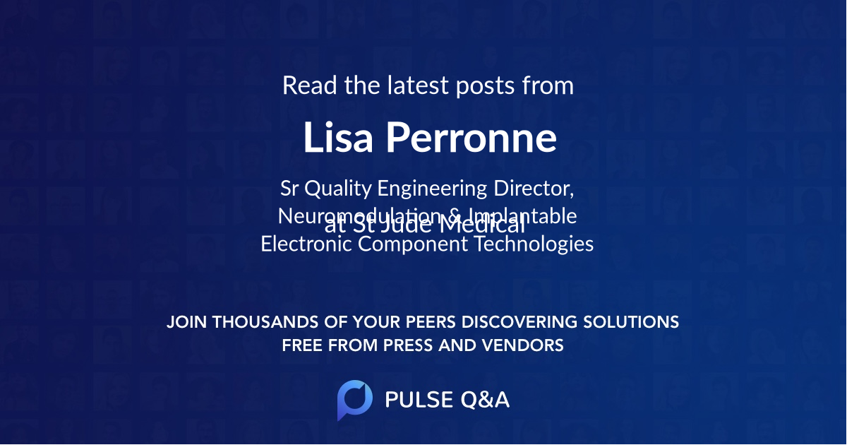 Lisa Perronne