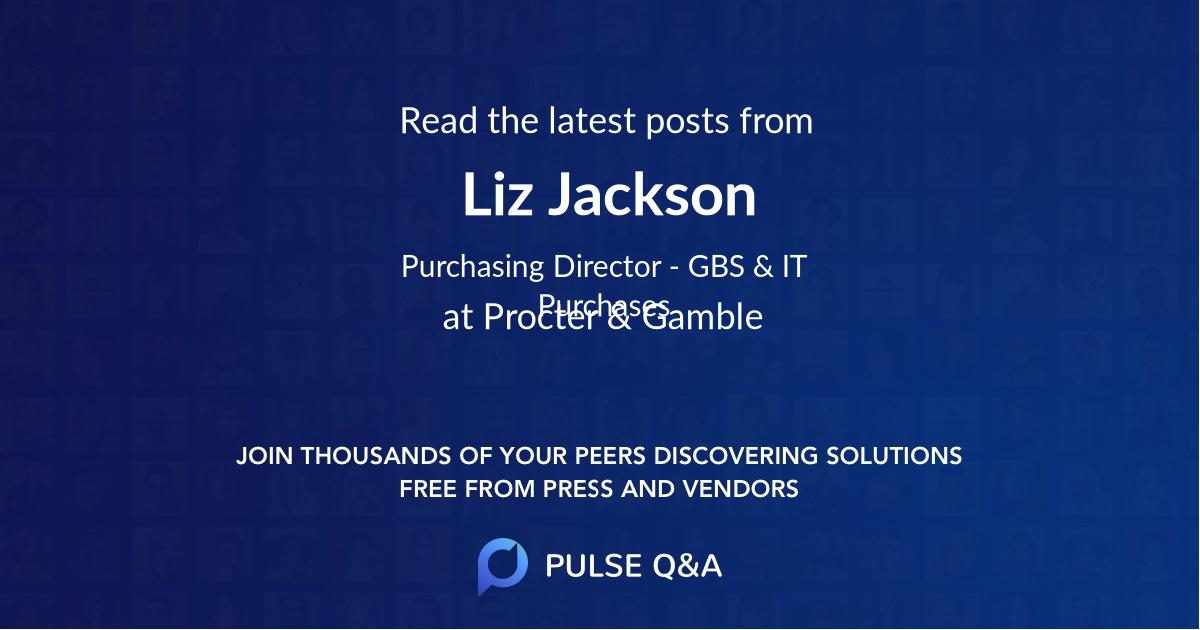 Liz Jackson