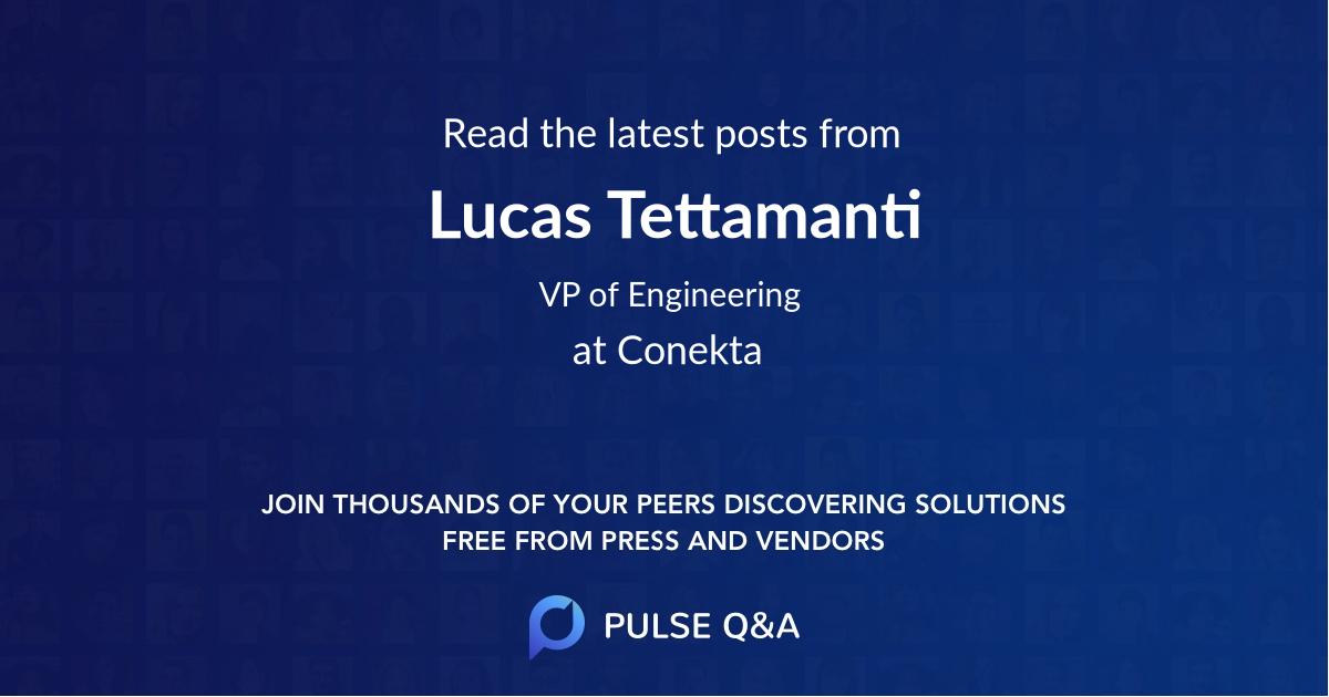 Lucas Tettamanti