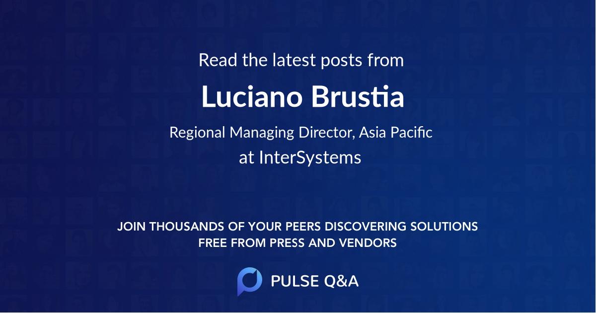 Luciano Brustia