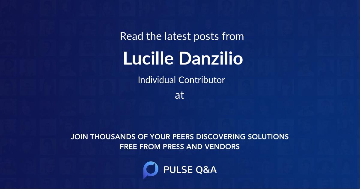 Lucille Danzilio