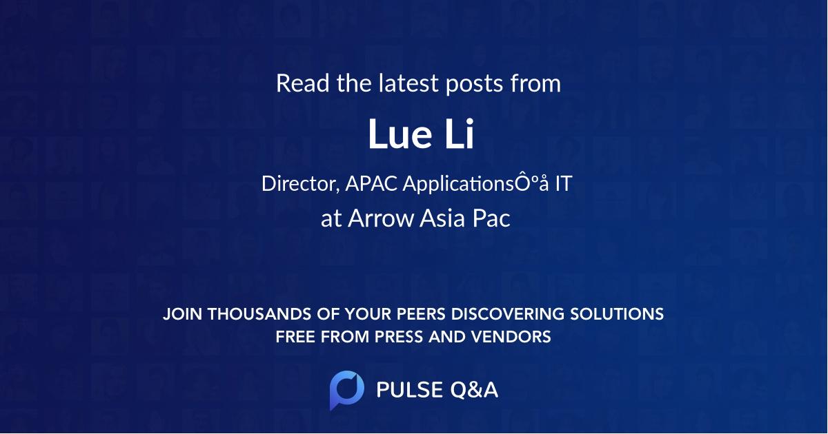Lue Li