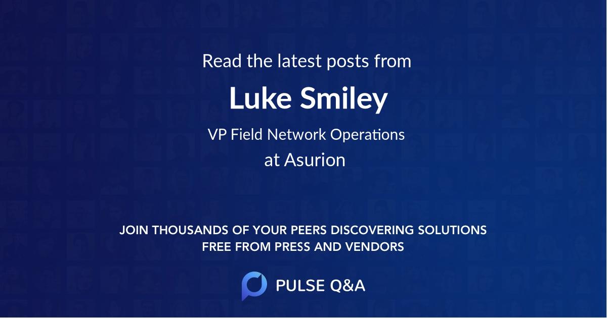 Luke Smiley