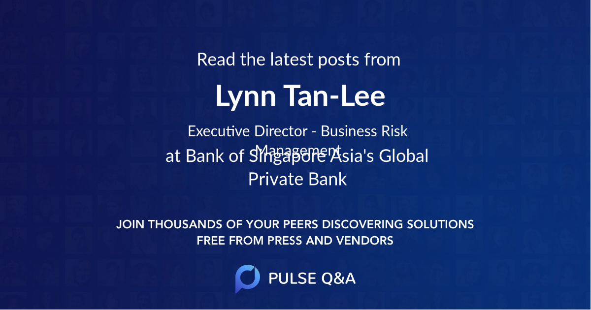 Lynn Tan-Lee