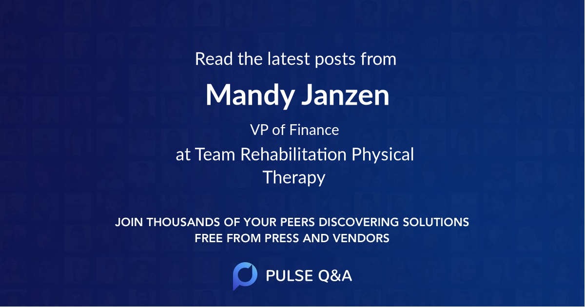 Mandy Janzen
