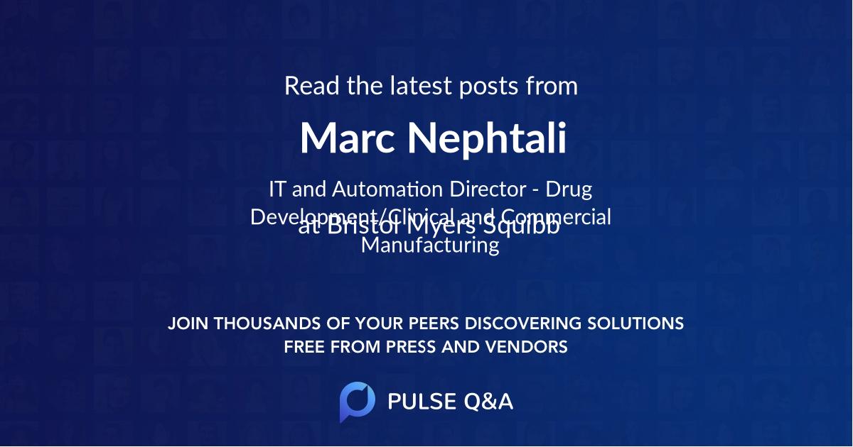 Marc Nephtali