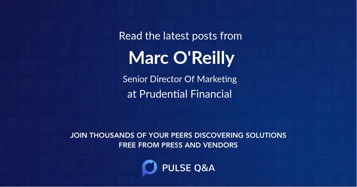 Marc O'Reilly