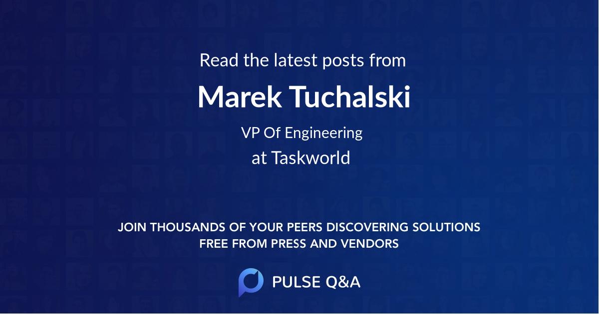 Marek Tuchalski