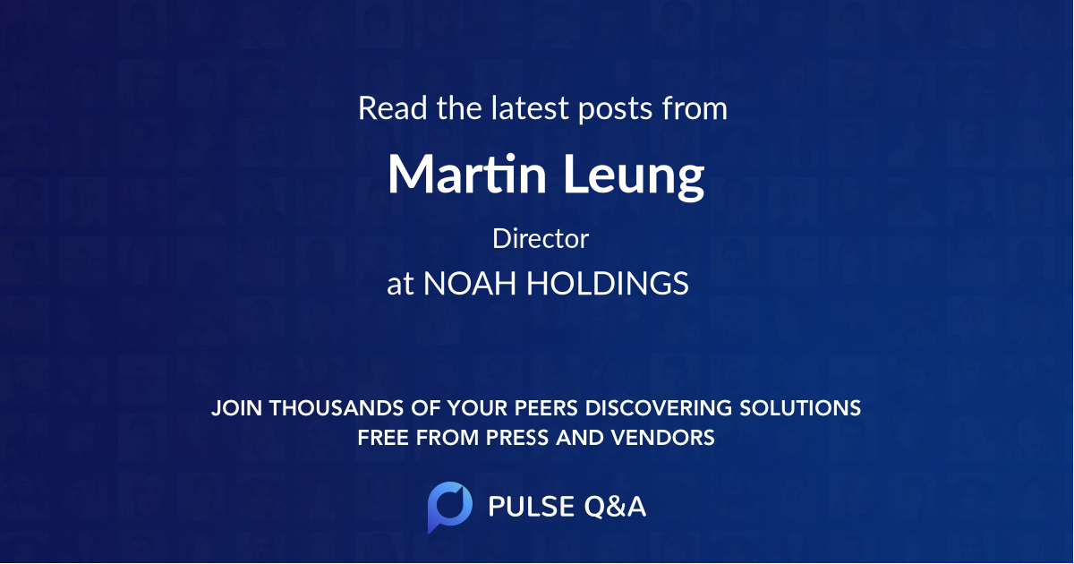Martin Leung