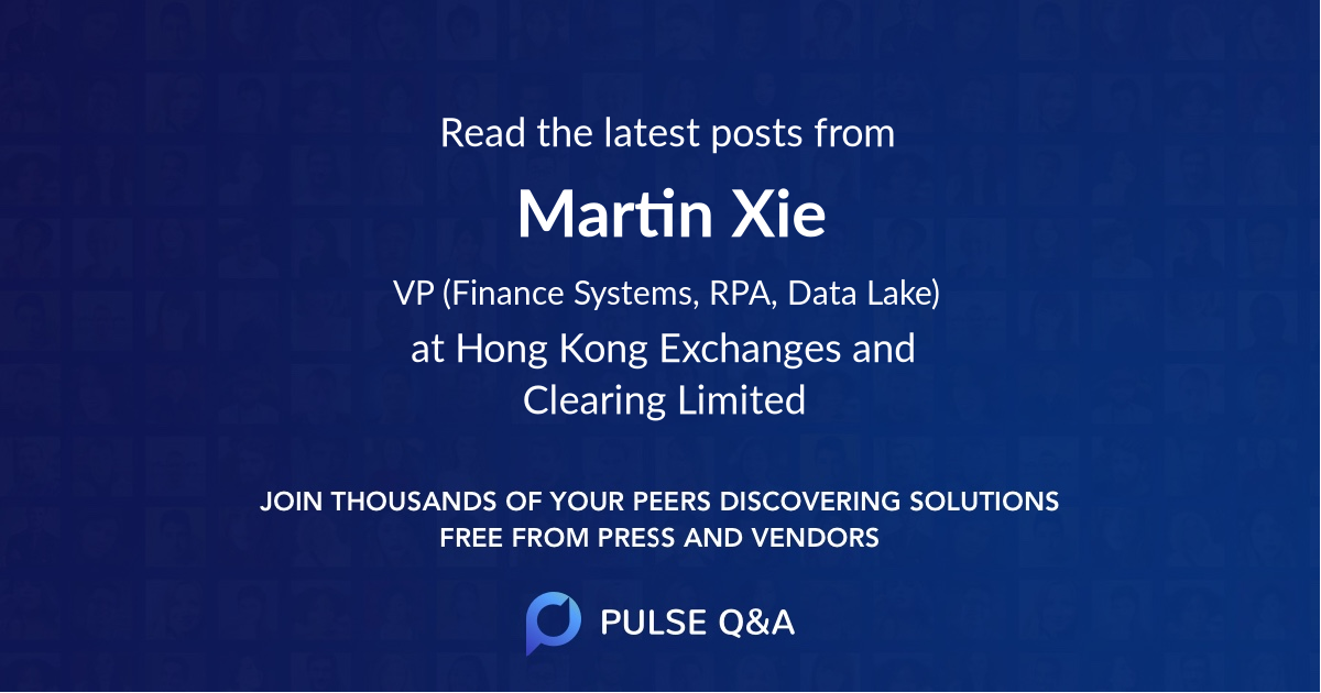 Martin Xie