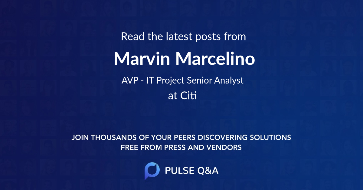 Marvin Marcelino