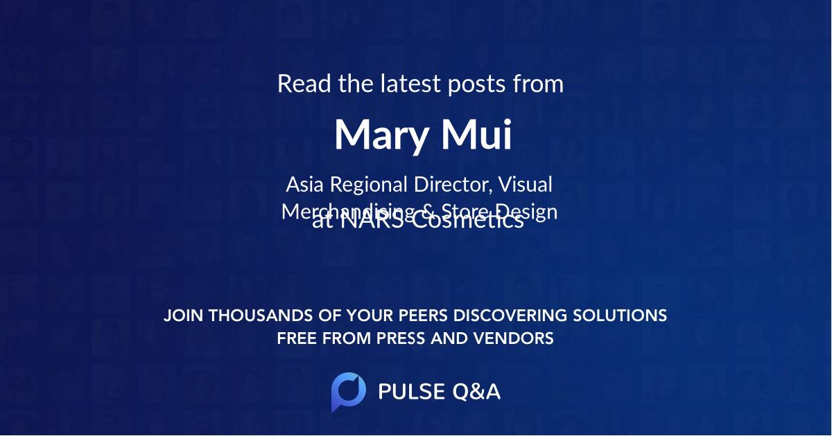 Mary Mui