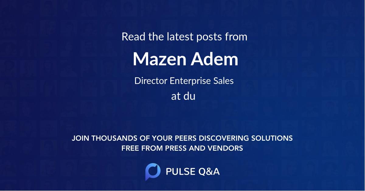Mazen Adem