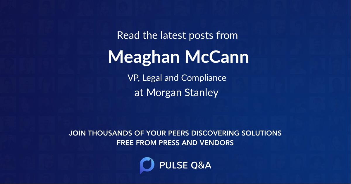 Meaghan McCann