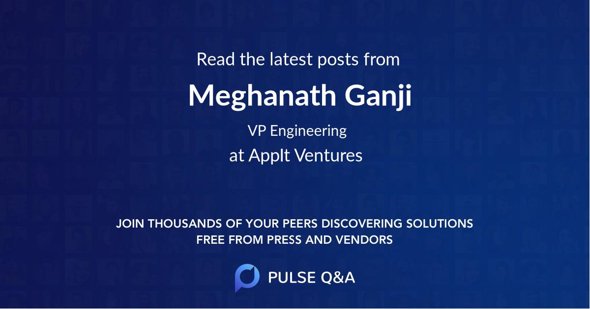Meghanath Ganji