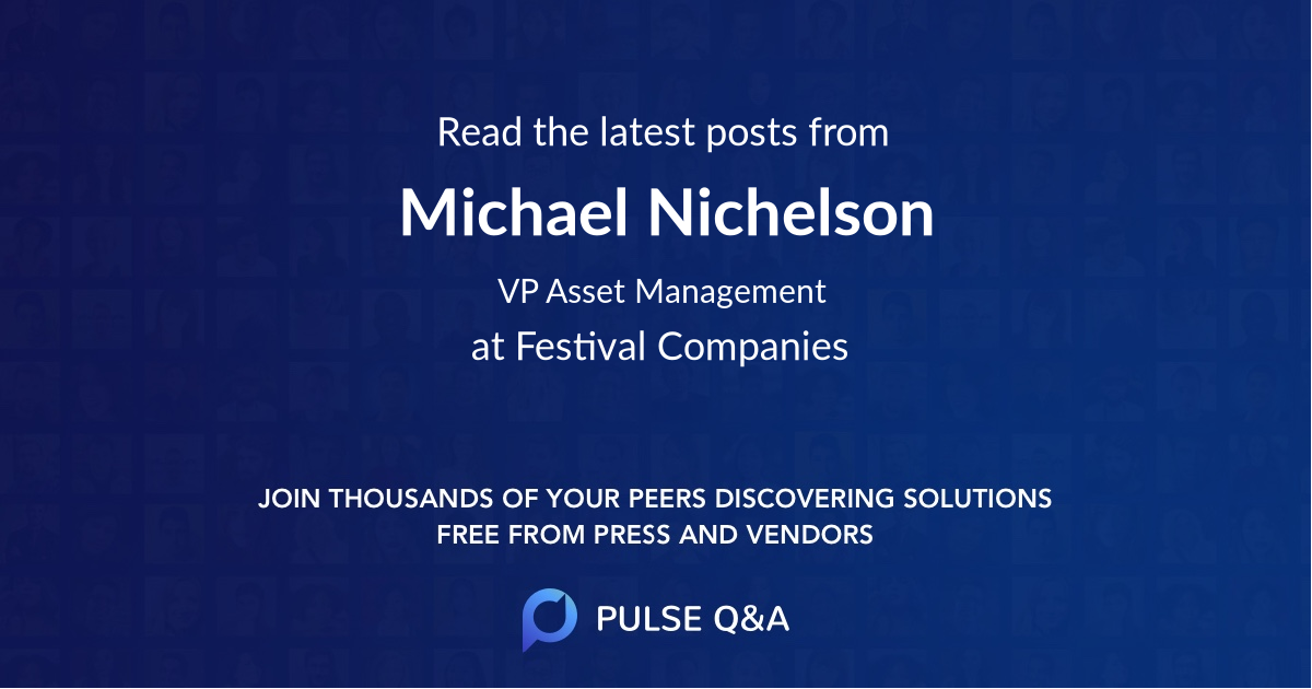 Michael Nichelson