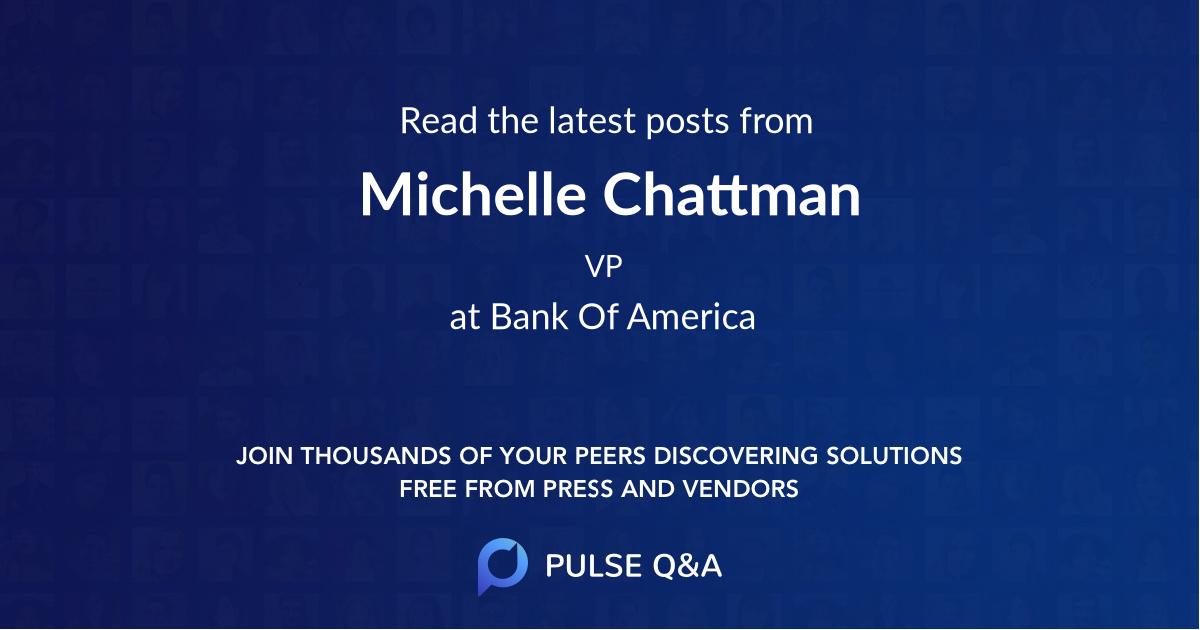 Michelle Chattman