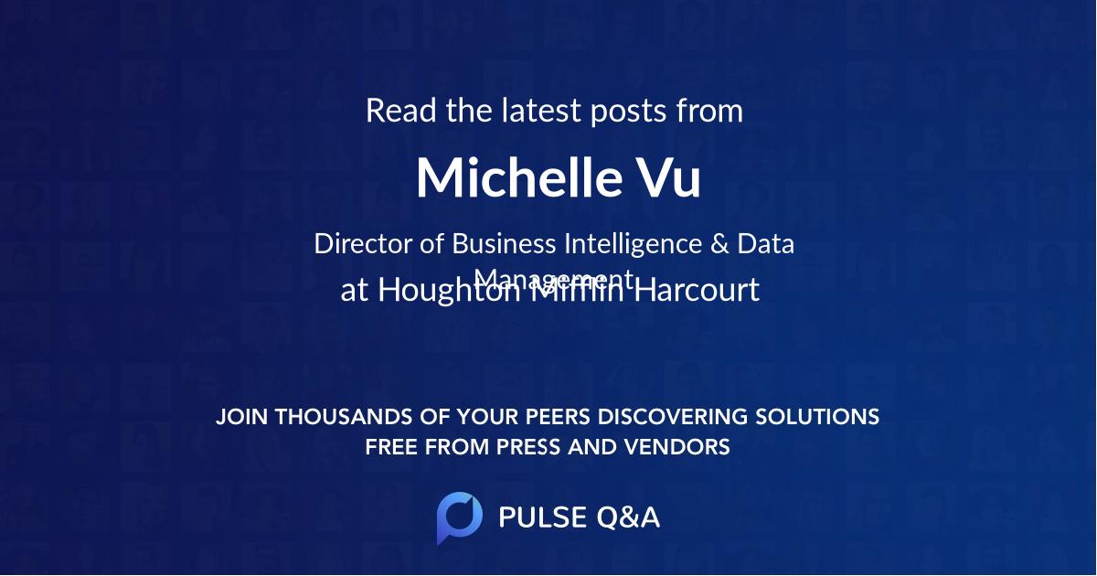 Michelle Vu