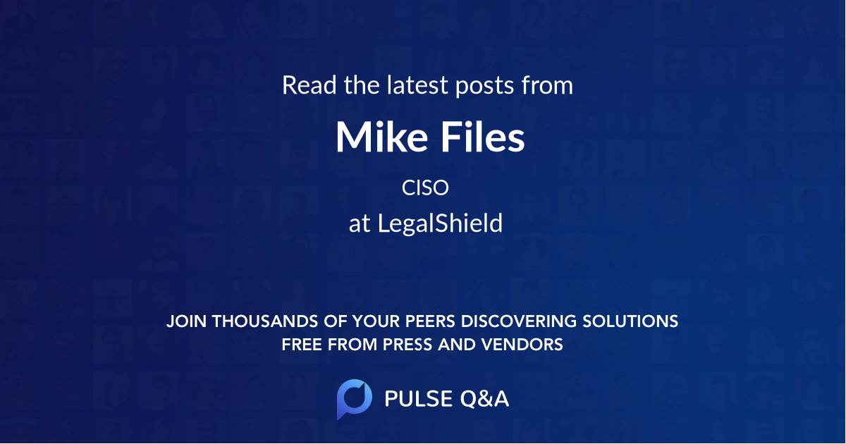 Mike Files