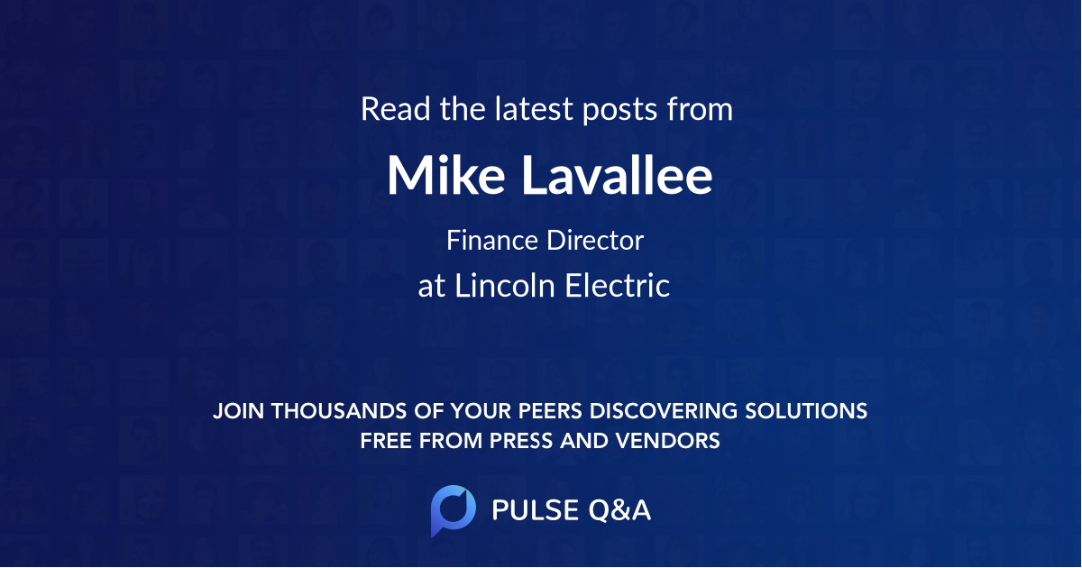 Mike Lavallee