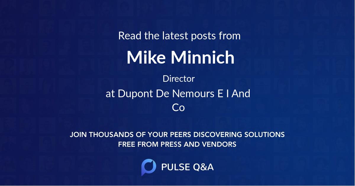 Mike Minnich