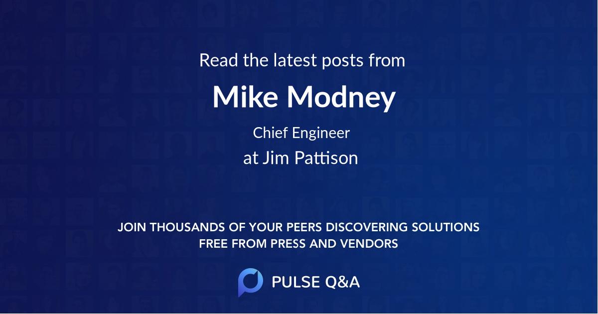 Mike Modney
