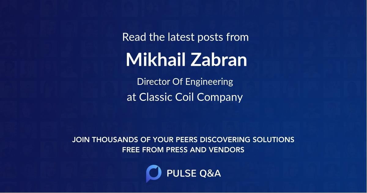Mikhail Zabran