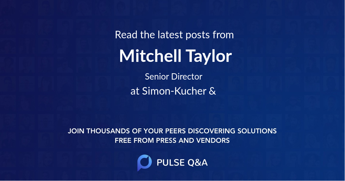 Mitchell Taylor