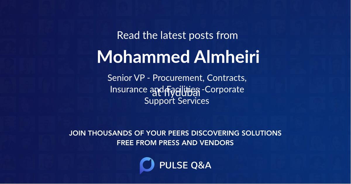 Mohammed Almheiri
