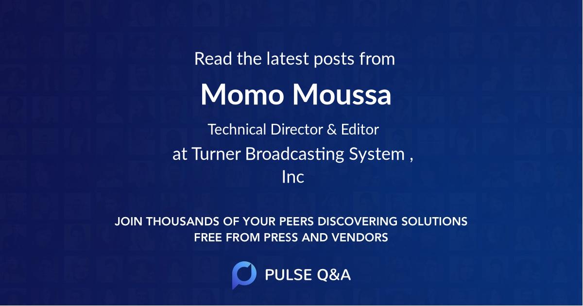 Momo Moussa