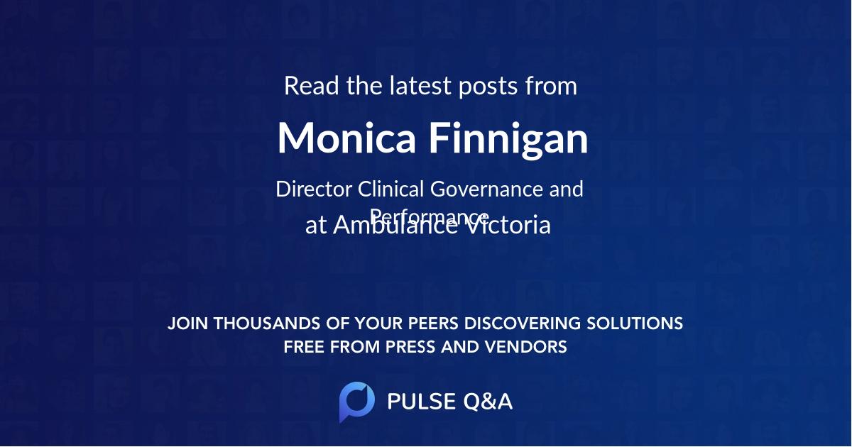 Monica Finnigan