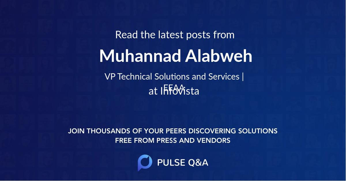 Muhannad Alabweh
