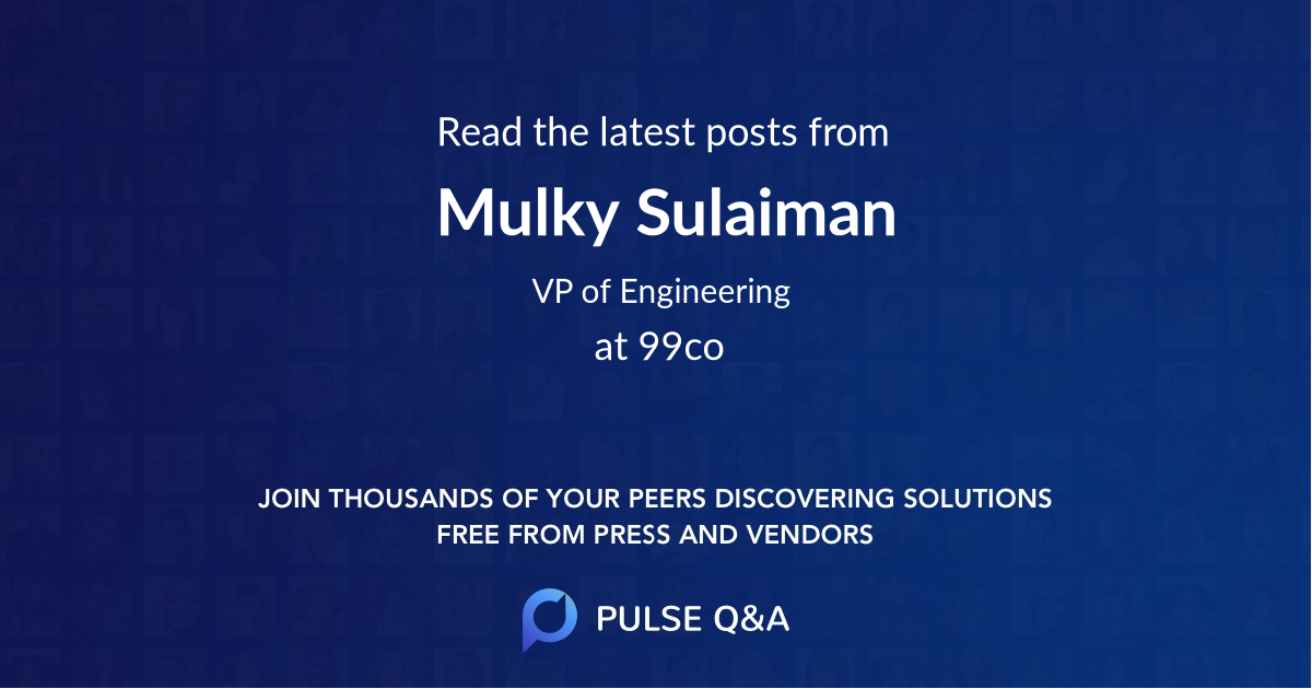 Mulky Sulaiman