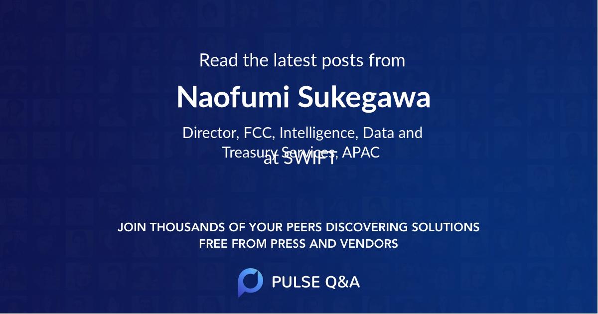 Naofumi Sukegawa