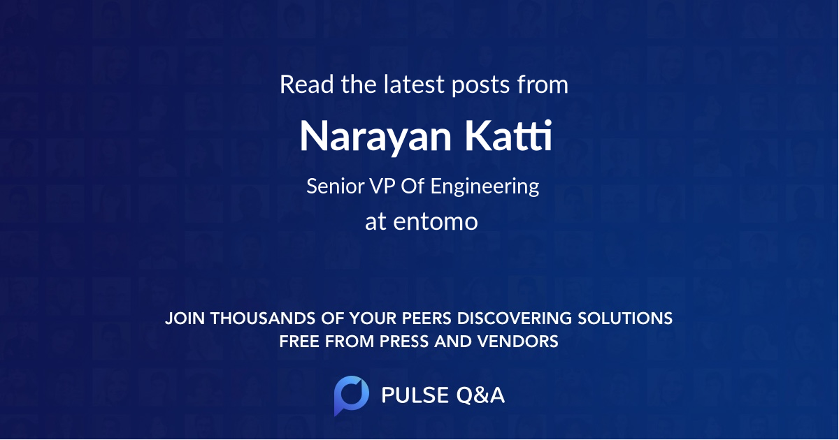 Narayan Katti
