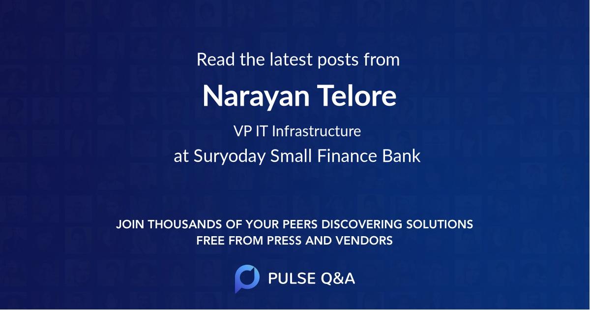 Narayan Telore