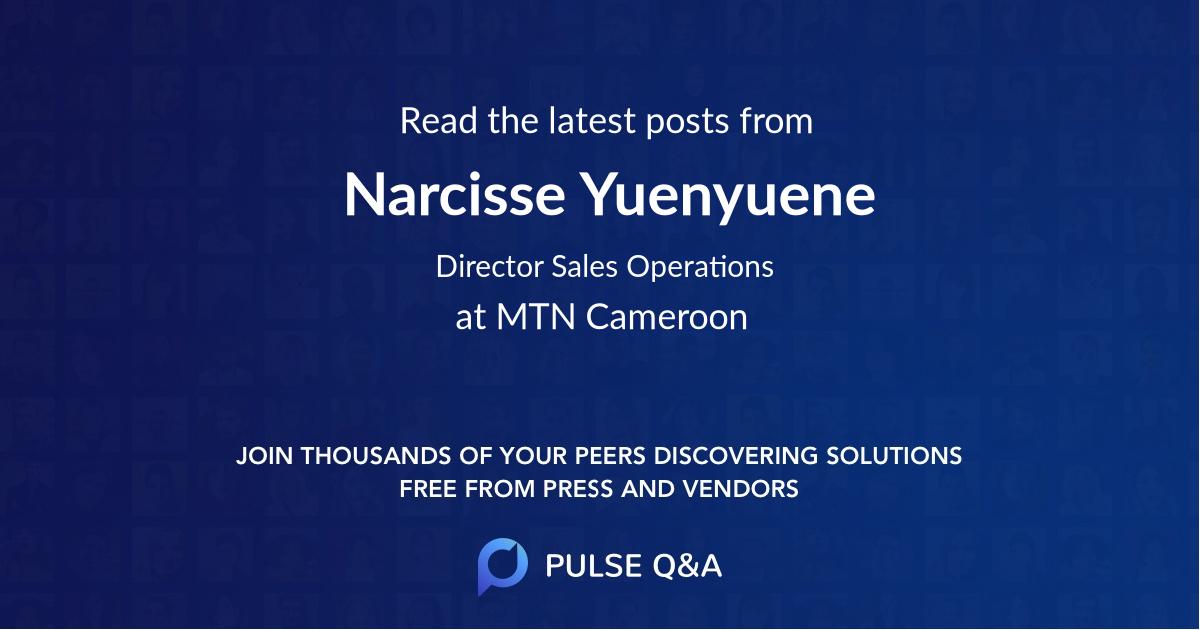 Narcisse Yuenyuene