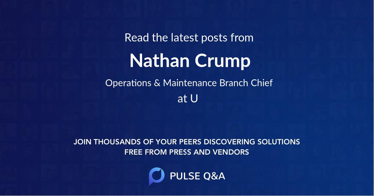 Nathan Crump