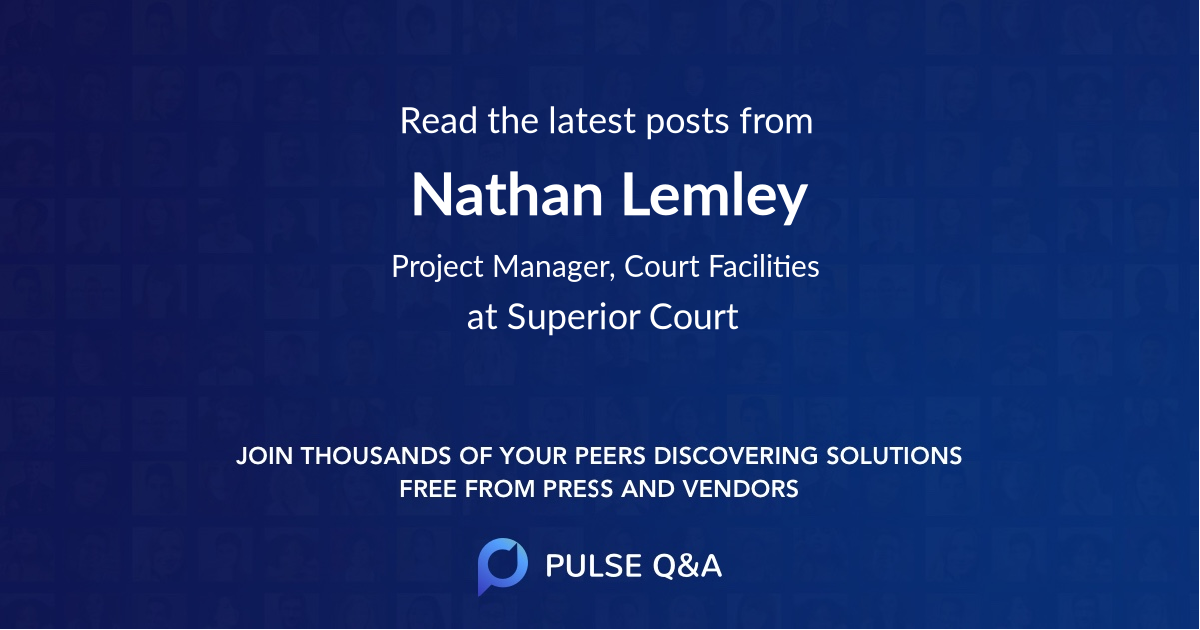 Nathan Lemley
