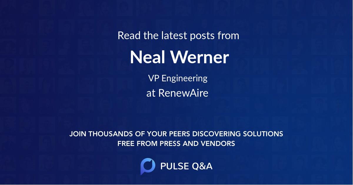 Neal Werner