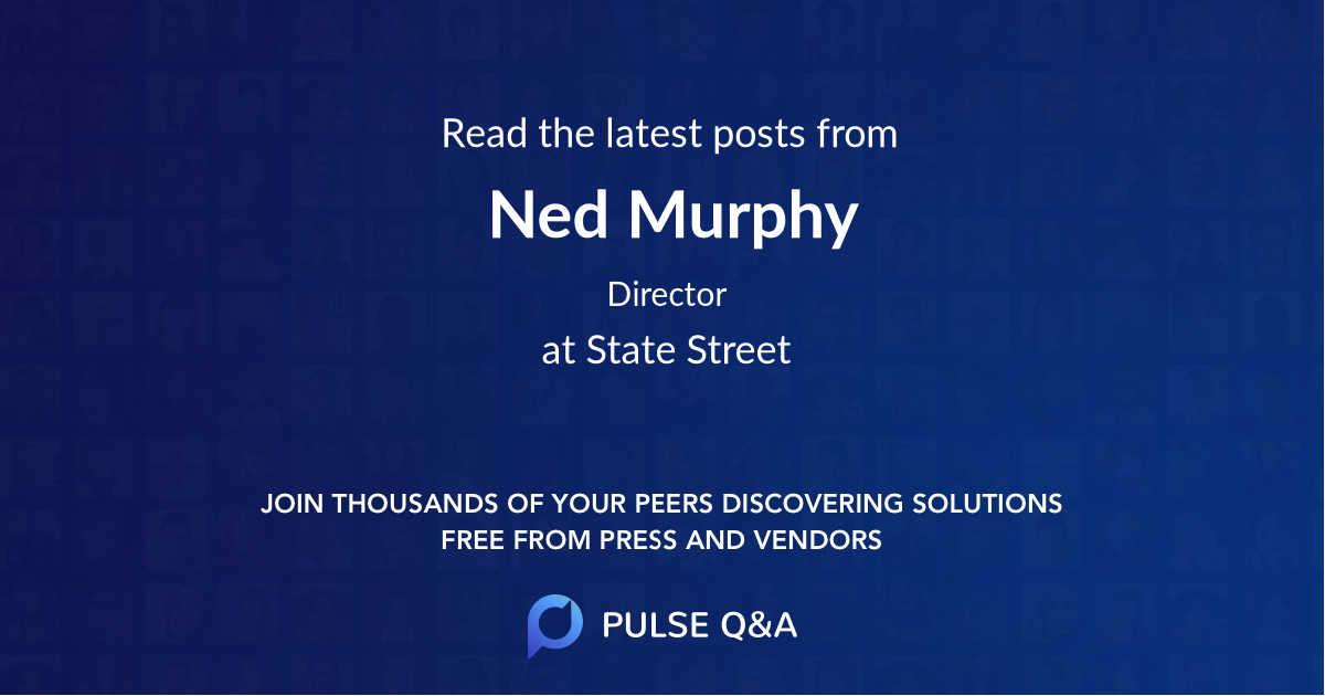 Ned Murphy