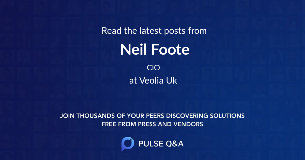 Neil Foote