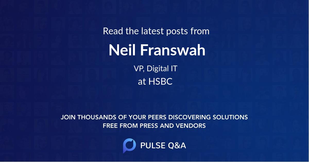 Neil Franswah