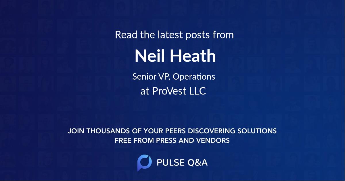 Neil Heath